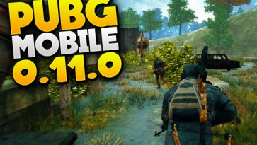 PUBG Mobile Android 0.11.0