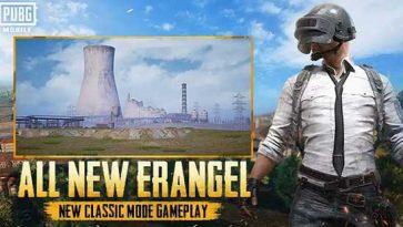 PUBG Team Announces Plans to Remaster Erangel