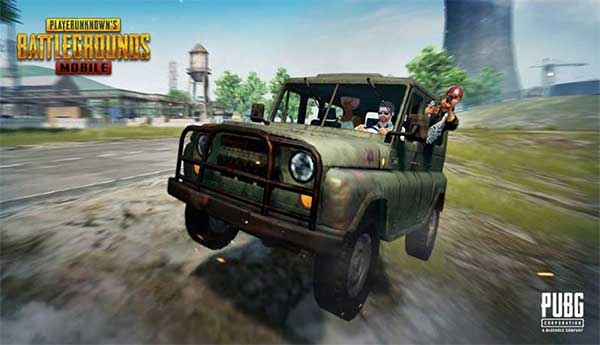 UAZ will be even better for squads