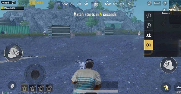 Take your companion into the battle with you in PUBG Mobile