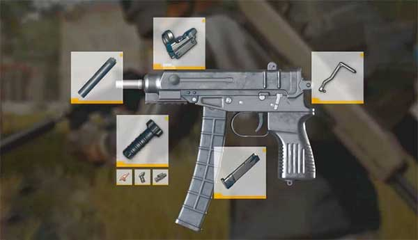 Skorpion And The Great Modes Are Gettable From PUBG Update