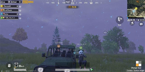 A Typical Case Of Vehicles/Houses Bugs in PUBG Mobile