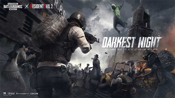 You Will Have To Fight Off The Hordes Of Zombies In Zombie: Darkest Night Map
