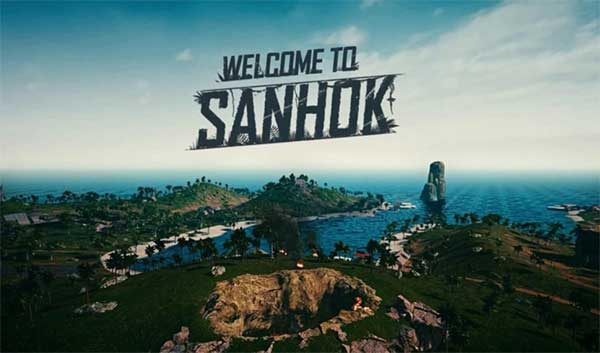 Use Your Good Strategies To Conquer This Greenish Map - Sanhok in PUBG Mobile
