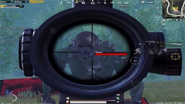 Pain alters Tyrant in new PUBG Mobile