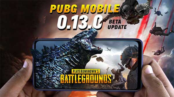 Download And Install PUBG Mobile 0.13.0 Beta