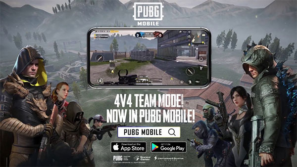 Click TDM And Enjoy PUBG Mobile With Friends And Multiple Enemies!