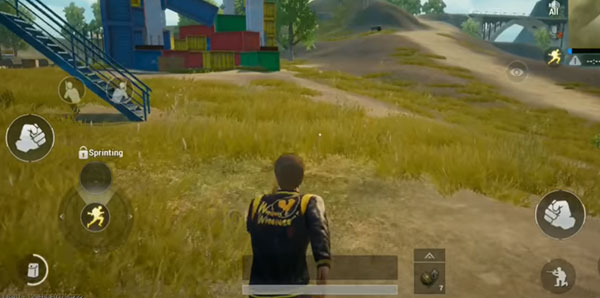 PUBG Mobile Stun Grenade helps you make the zombies slower and blind your opponents