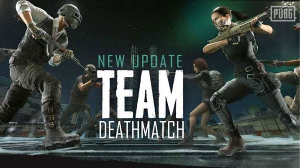 PUBG Mobile – The new epic Team Deathmatch mode featured in version 0.13.0