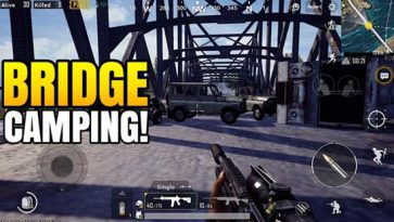 The best guide to Bridge Camping in PUBG Mobile