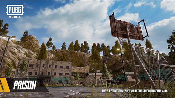 Prison, an exciting location in PUBG Erangel 2.0 Update