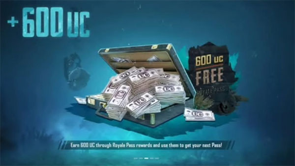 PUBG Mobile Season 8 Elite Upgrade Pass Costs 600 UC
