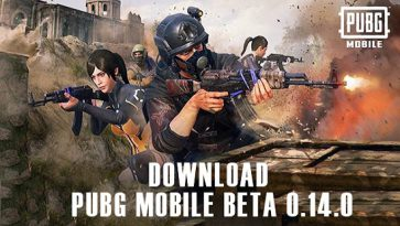 Download and Play PUBG Mobile Beta 0.14.0