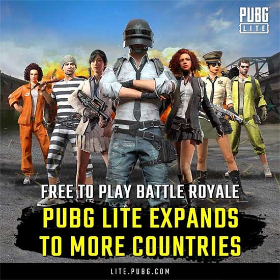 PUBG Lite Open Beta Will Be Available On August 8