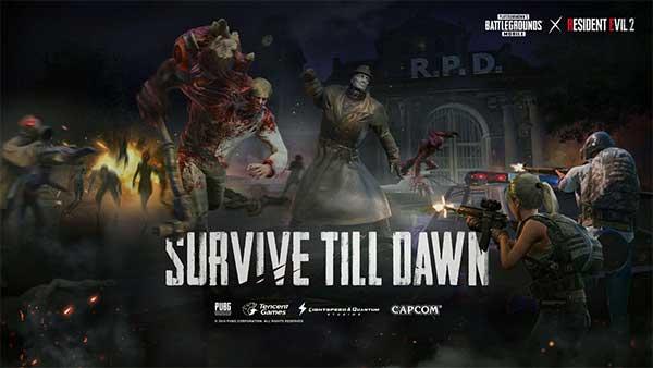 Survival Until Dawn II in PUBG Mobile
