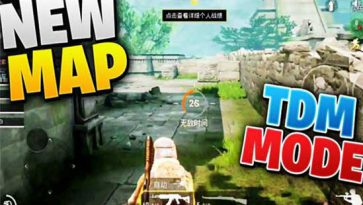 PUBG Mobile: All Details of TDM Aztec Map