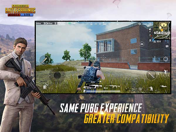 Recover Your Health In Many Positions In PUBG Mobile Lite New Update