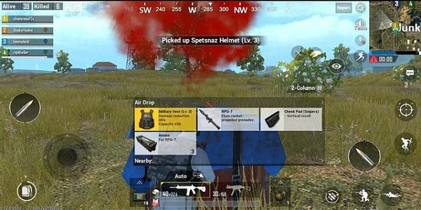 RPG-7 - A Destructive Launcher In PUBG Mobile Lite India