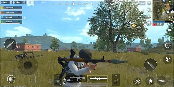 RPG-7 Of PUBG Mobile Lite Is Hidden In Boxes