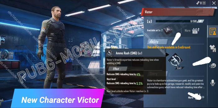 A brand new character that is free for all players