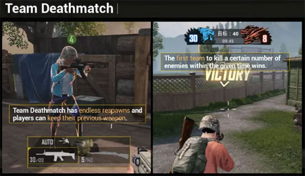 Experience PUBG Team Deathmatch And You Can Utilize The Previous Tools