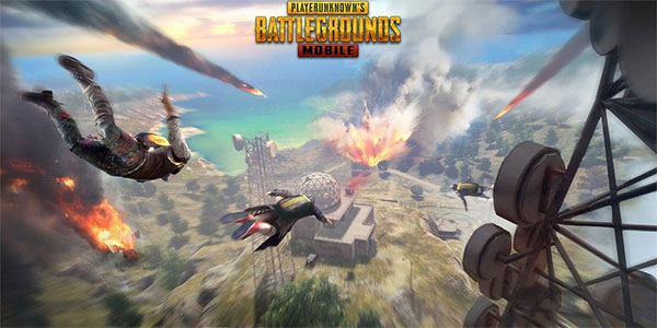 Get Ready To Show Your Skills In PUBG Mobile War!