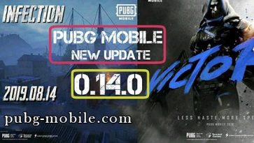 PUBG Mobile Update Zombie Mode