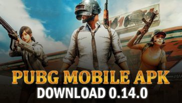 PUBG Mobile APK Download Version 0.14.0