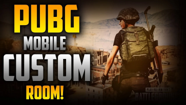 PUBG Mobile Custom Room And How To Create