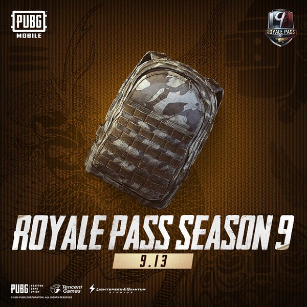 Royale Pass Season 9 Improvements