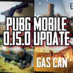 Update Leaks In PUBG Mobile 0.15.0