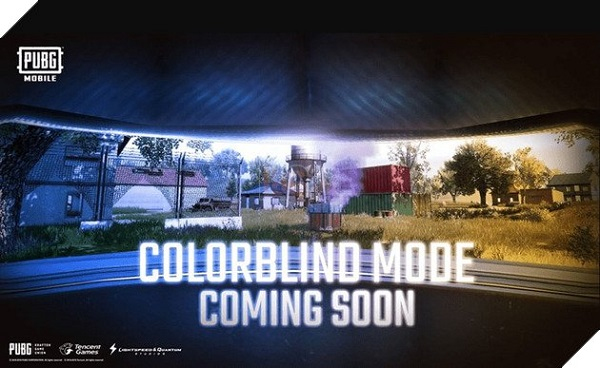 Colorblind Mode Is Expected To Be A Big Step In PUBG Mobile In 2020