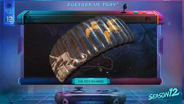 Season 12 Leaked Parachutes and Plane