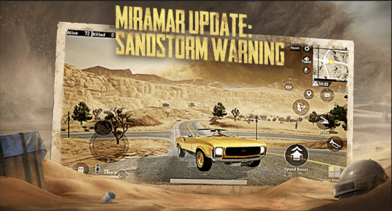 MAD MIRAMAR PUBG Mobile Patch Notes 0.18.0