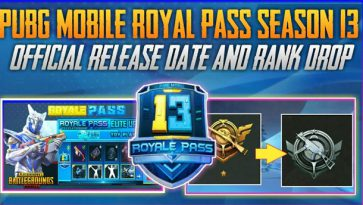 How To Grow Your Rank In PUBG Mobile Season 13