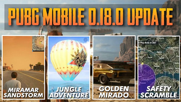 UBG Mobile updated with version 0.18.0