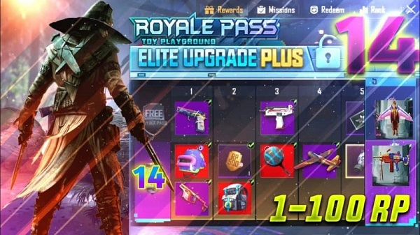 PUBG Mobile Season 13 Royale Pass is going to end on July 13th