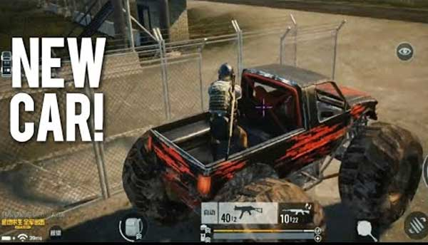 PUBG Mobile 0.19.0 adds Monster Truck to the list of vehicles 2