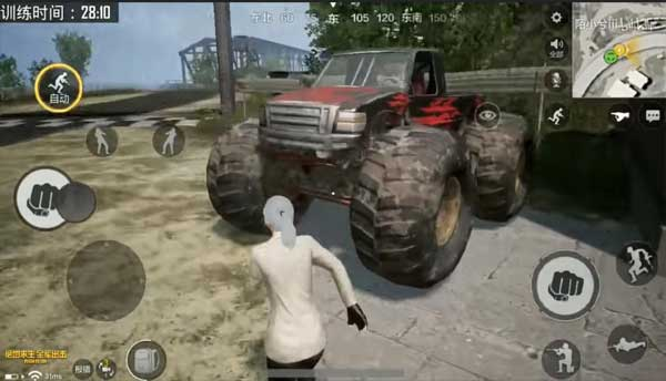 PUBG Mobile 0.19.0 adds Monster Truck to the list of vehicles 3