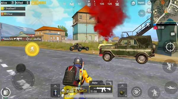 PUBG Mobile is a brilliant adventure-packed action game!
