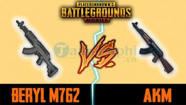 M762 And AKM, Which Gun Is Better When Playing PUBG Mobile Game