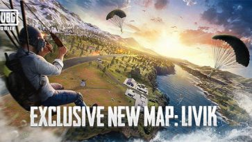 PUBG Mobile New Map Livik APK