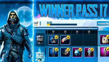 PUBG Mobile Lite Season 17 Winner Pass
