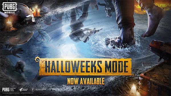 PUBG Mobile New Halloween Mode 2.0 Gameplay