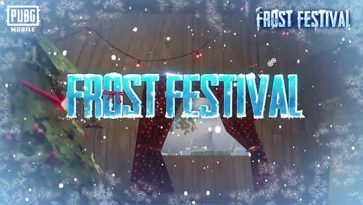 PUBG Mobile Frost Festival 2020