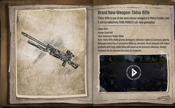 Tikhar Rifle