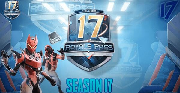 PUBG Mobile Season 17 Royale Pass All Rewards