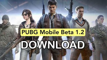 PUBG Mobile 1.2 Beta Download
