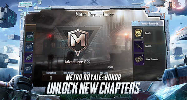 Unlock new chapter Honor to get valuable presents and intense experience