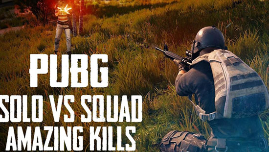 Duo Or Squad Mode In PUBG Mobile